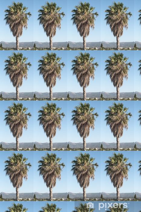 palmtree Vinyl Custom-made Wallpaper - Europe
