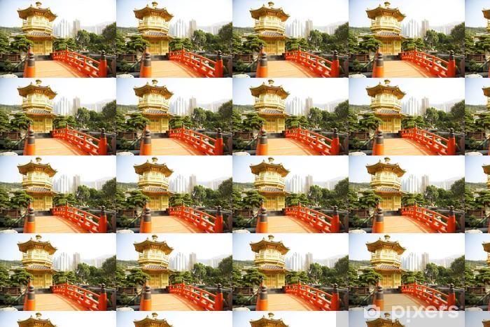 Carta da parati in vinile su misura HK parco - Asia