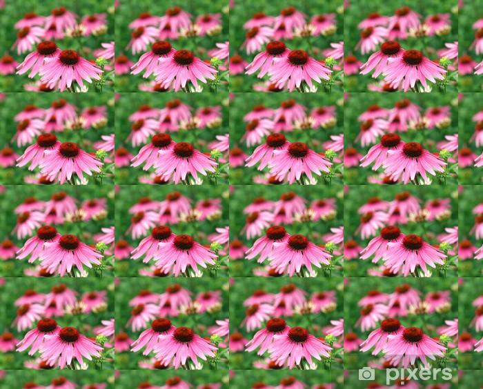 Tapeta na wymiar winylowa Piękny różowy - Kwiaty