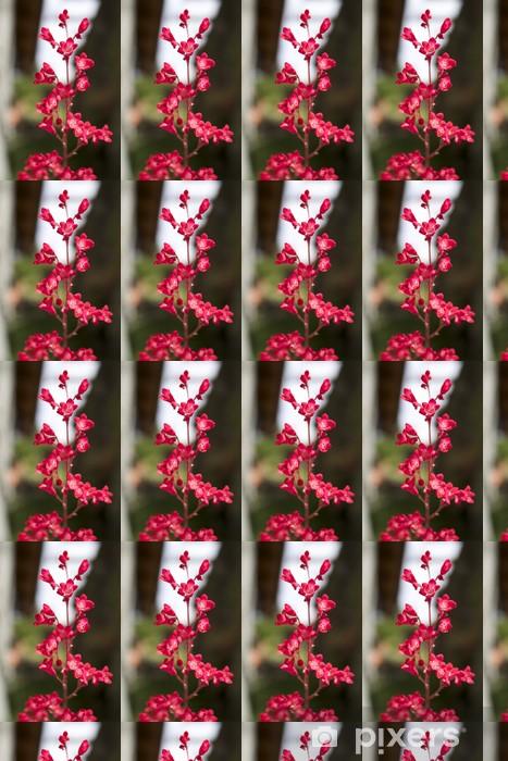 Tapeta na wymiar winylowa Kwiaty fuksja - Kwiaty