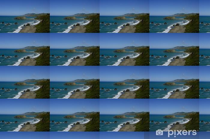 Papier peint vinyle sur mesure California Coast N ou Bodega Bay - Eau