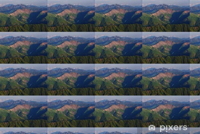 Vinylová tapeta na míru Hory na Kavkaze - Příroda a divočina