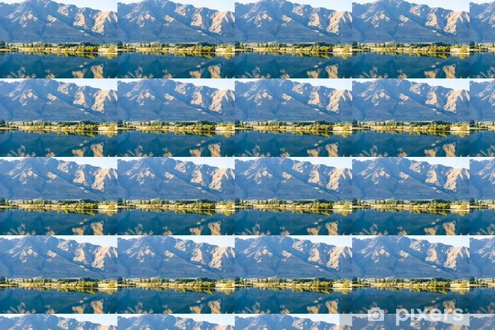 Tapeta na wymiar winylowa Malowniczy krajobraz - Góry