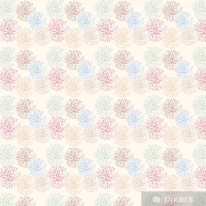 Papier peint vinyle sur mesure Seamless background pattern - Arrière plans