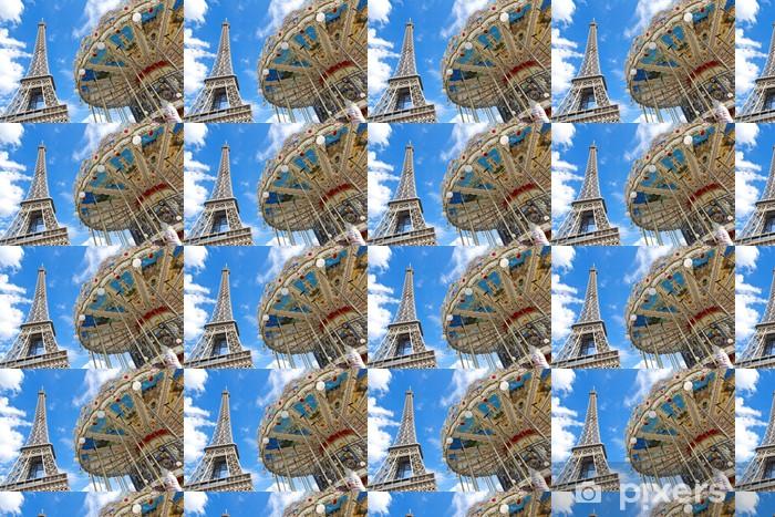 Vinylová tapeta na míru Paris - Evropská města
