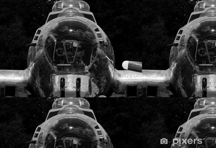 Vinylová Tapeta B 17 bombardér - Témata