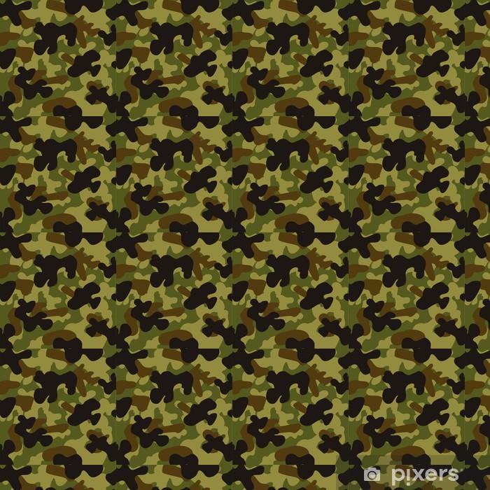 Vinylová tapeta na míru Camouflage designu - Témata
