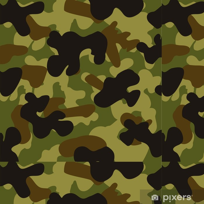 Vinylová Tapeta Camouflage designu - Témata