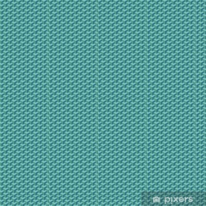 Tapeta na wymiar winylowa Light Blue geometryczny wzór - Ssaki