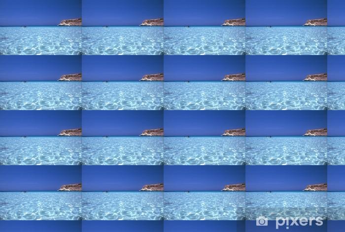 Vinyltapete nach Maß Lampedusa - Europa