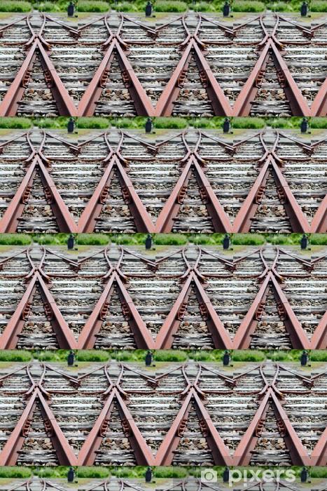 Vinyltapete nach Maß Abgeschafft Linie - Sonstige
