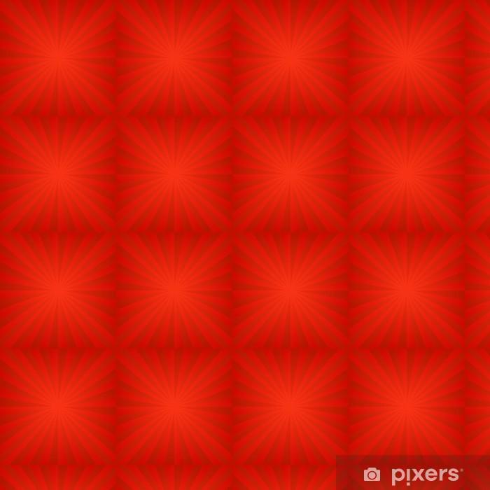 Vinylová tapeta na míru Red ray background - Život