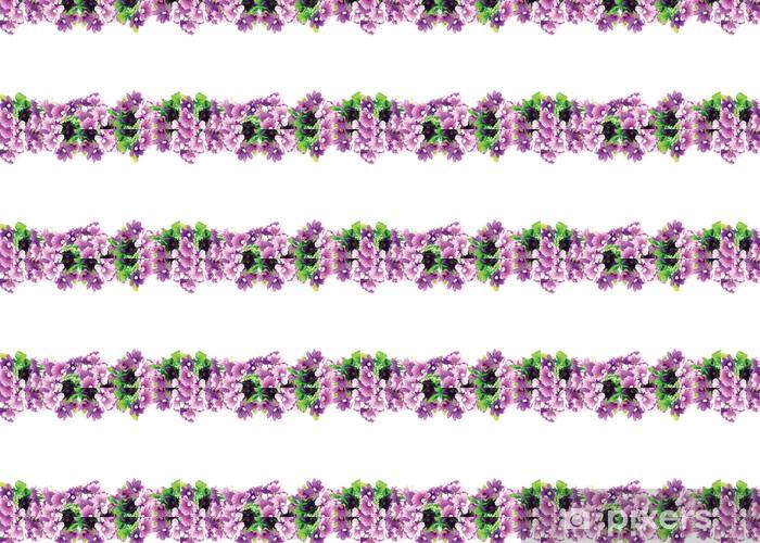 Papier peint vinyle sur mesure Carte de voeux avec des roses d'aquarelle carte d'invitation - Fleurs