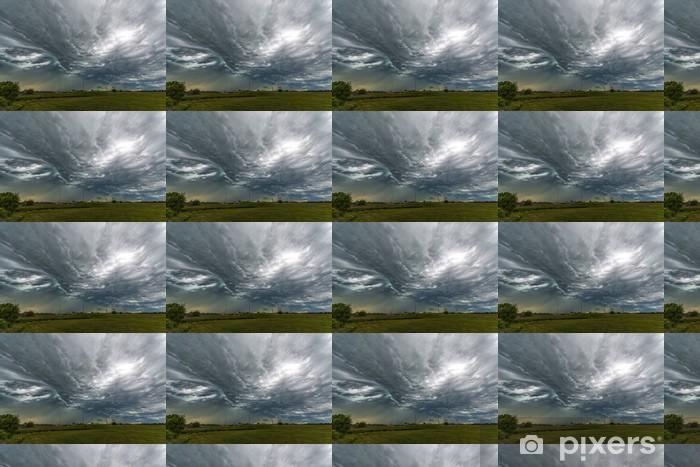 Tapeta na wymiar winylowa Tornado Chmury nad międzypaństwowych - Tematy