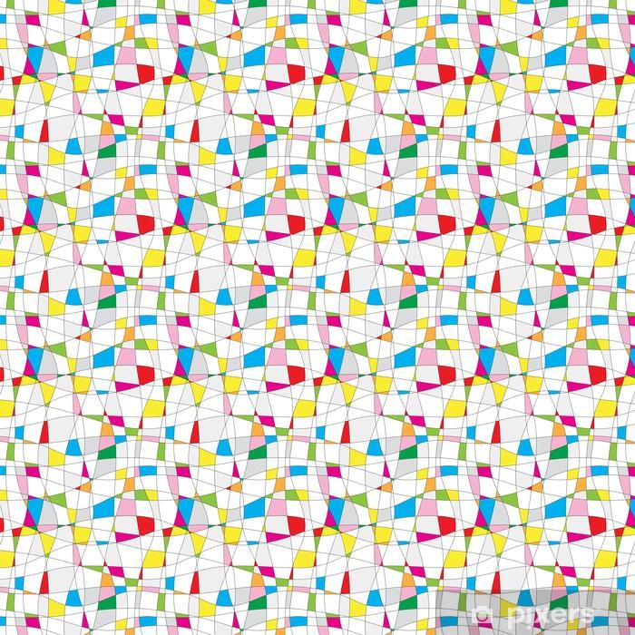 Papier peint vinyle sur mesure Abstract seamless modèle vectoriel fond - Arrière plans
