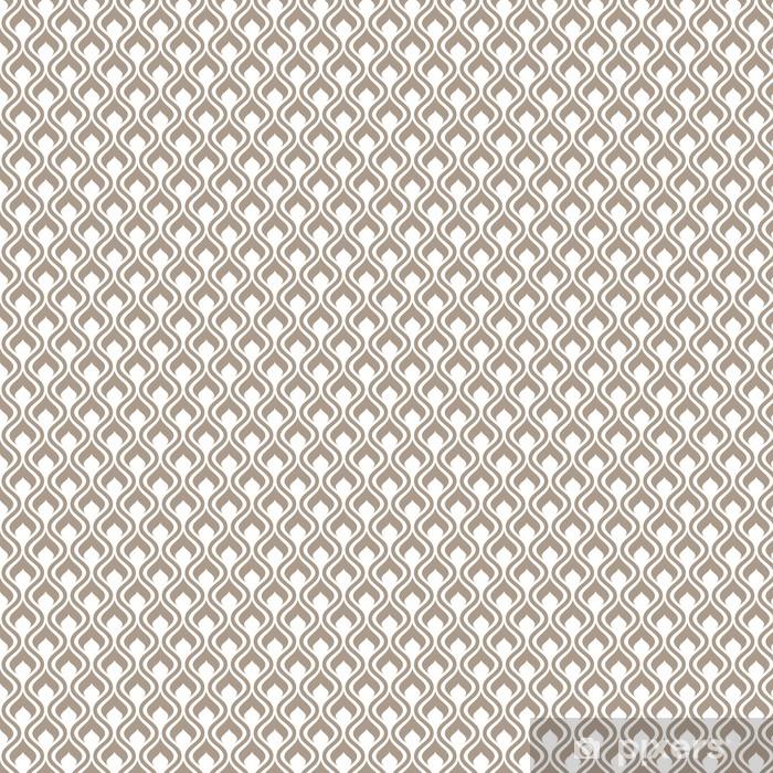 Papier peint vinyle sur mesure Abstract seamless pattern - Arrière plans