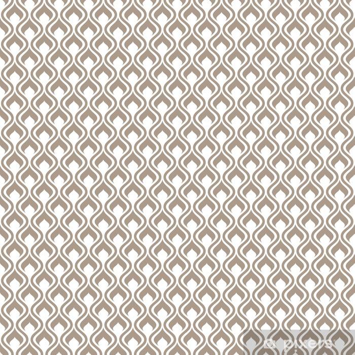 Vinyl behang, op maat gemaakt Abstracte naadloze patroon - Achtergrond