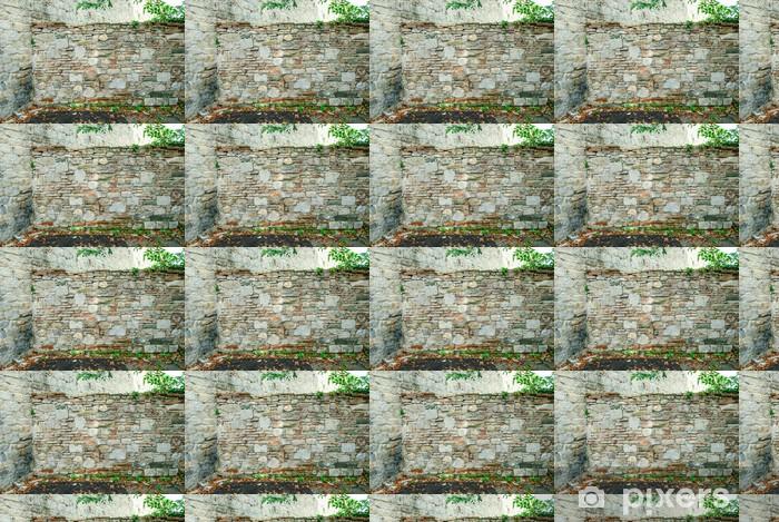 Vinylová tapeta na míru Muro di Mattoni, Trama textura Pozadí - Infrastruktura