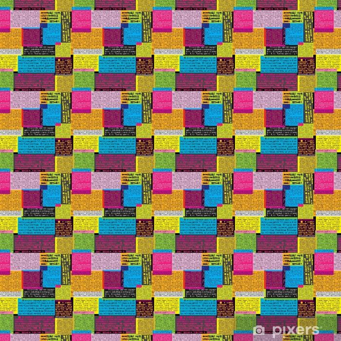 Papier peint à motifs Modèle de journal de couleur • Pixers® - Nous vivons pour changer
