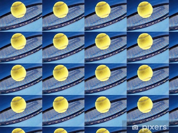 Tapeta na wymiar winylowa Balle de tennis - Tenis