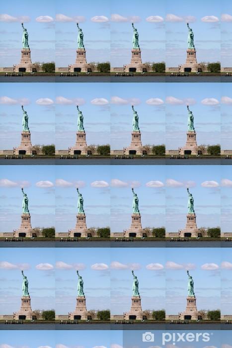 Tapeta na wymiar winylowa Cała statua wolności - Miasta amerykańskie