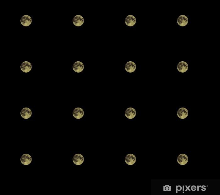 Tapeta na wymiar winylowa Księżyc - Tematy