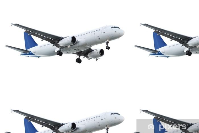 Tapeta winylowa Samolotów odrzutowych rzeczywistym - Transport powietrzny