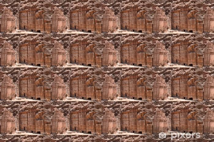 Papier peint vinyle sur mesure Petra - Afrique