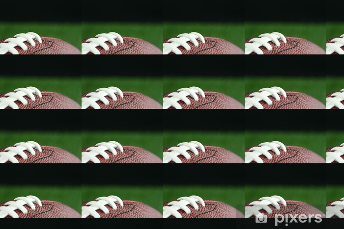 Jalkapallo Räätälöity vinyylitapetti - American football