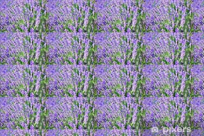 lavender Vinyl custom-made wallpaper - Themes