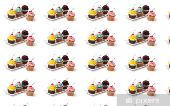 Tapeta na wymiar winylowa Babeczka - Słodycze i desery