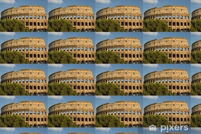 Tapeta na wymiar winylowa Koloseum w Rzymie - Tematy