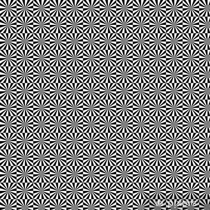 Vinyl behang, op maat gemaakt Naadloze geometrische patroon - Achtergrond