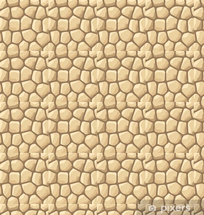 Papier peint vinyle sur mesure Texture de pierres, mur de pierre de fond - Textures