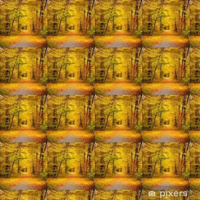 Tapeta na wymiar winylowa Jesienny las - Tematy