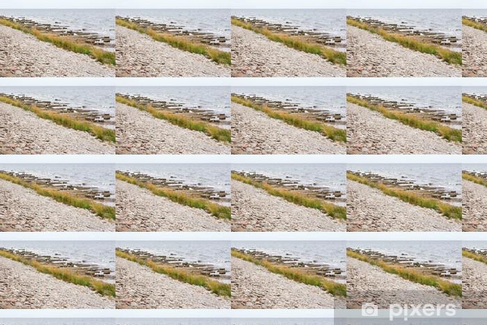 Vinylová tapeta na míru Pohled na pláži - Voda