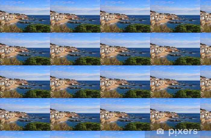 Vinyltapete nach Maß Calella de Palafrugell (Costa Brava, Spanien) - Themen
