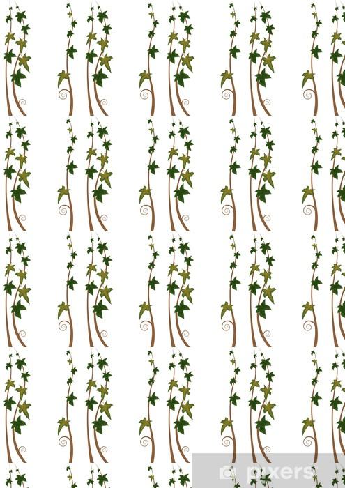 Papier peint vinyle sur mesure Lierre - Plantes