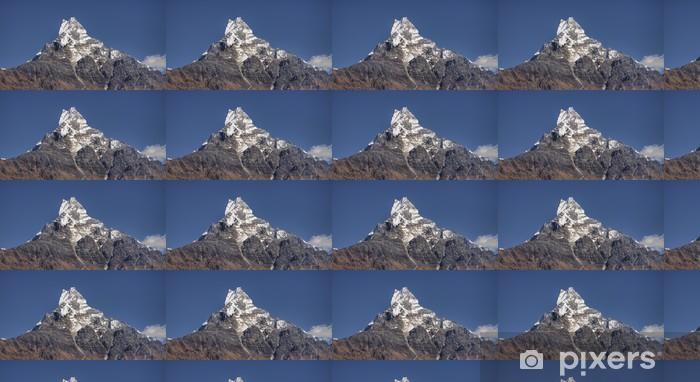 Vinylová tapeta na míru Mount machapuchare nachází v pohoří Annapurna Nepálu - Asie
