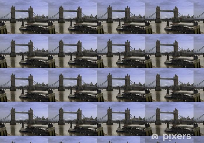 Tapeta na wymiar winylowa London Bridge panoramique - Tematy