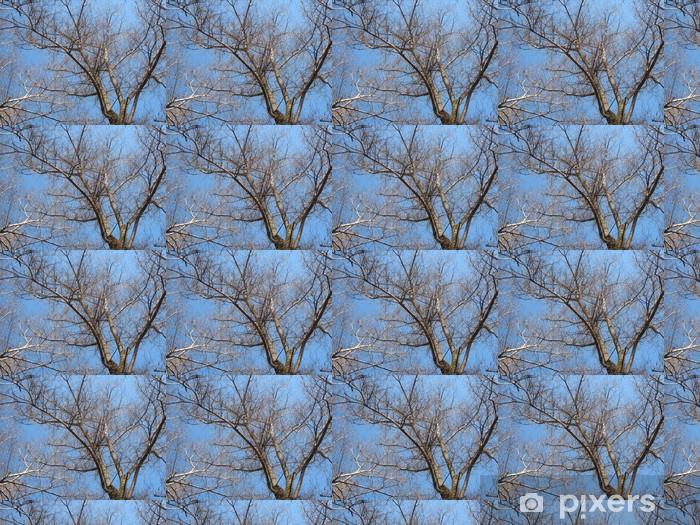 tree of poverty Vinyl custom-made wallpaper - Trees