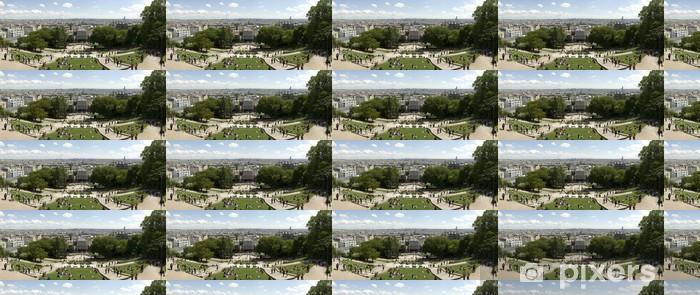 Papier peint vinyle sur mesure Sacre coeur - Villes européennes