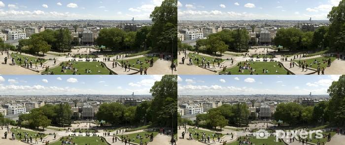Vinylová Tapeta Sacre Coeur - Evropská města