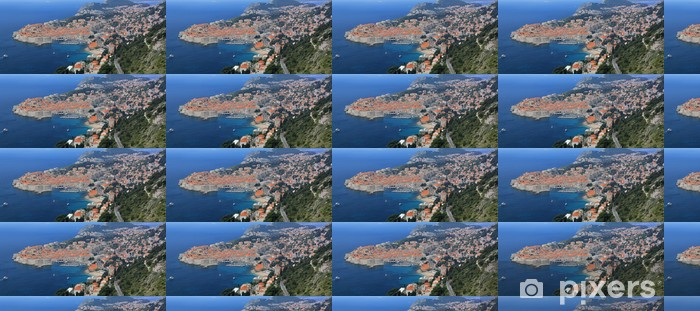 Papier peint vinyle sur mesure Dubrovnik - Europe
