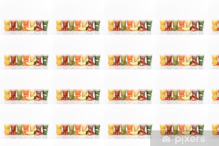 Papier peint vinyle sur mesure Healthy smoothies - Repas