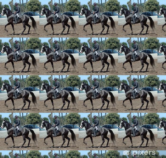 Tapeta na wymiar winylowa Walking Horse - Sporty indywidualne