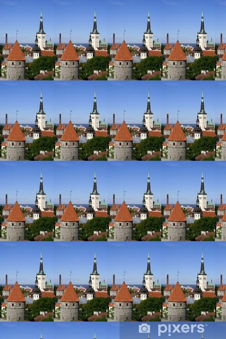 Papier peint vinyle sur mesure Tallinn - Europe