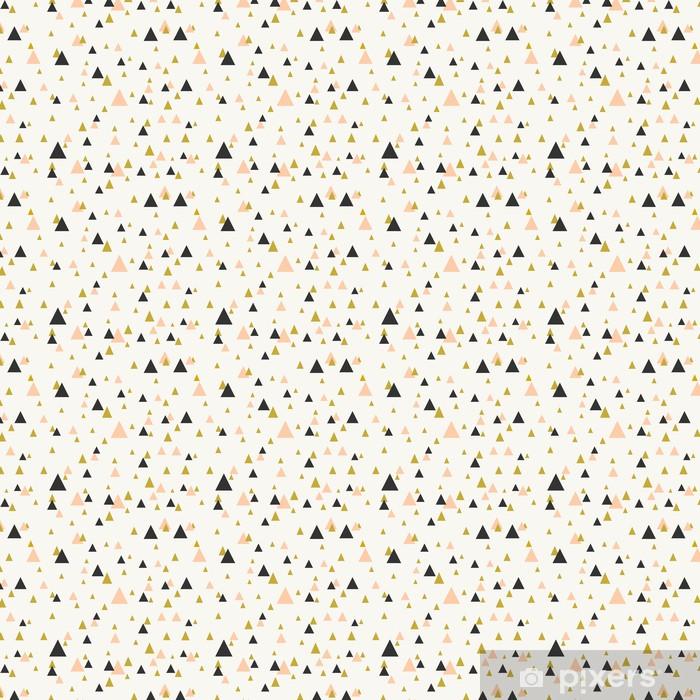 d9125de98c7381 Behang Abstract geometrische naadloos patroon. • Pixers® - We leven ...