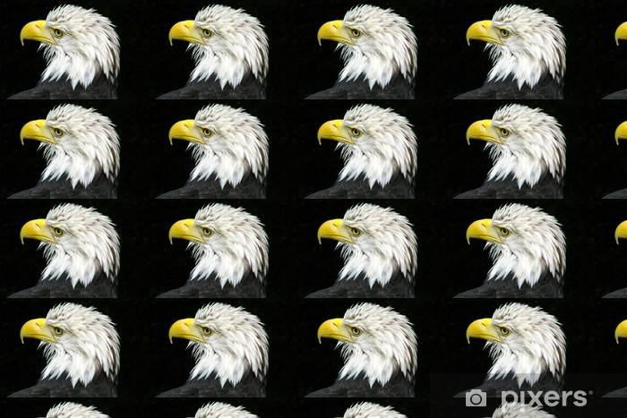 Tapeta na wymiar winylowa Bald Head Eagle - Tematy