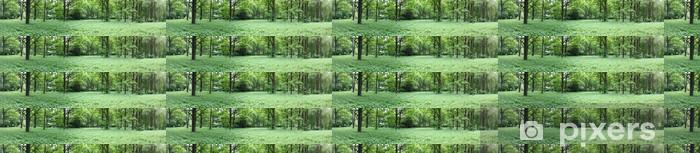 Papier peint vinyle sur mesure Jardin des plantes - Nature et régions sauvages